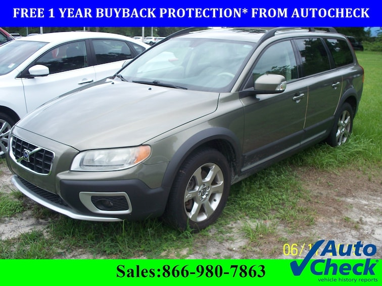 Used 2009 Volvo XC70 For Sale | Ocala FL | VIN