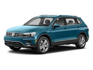 2018 Volkswagen Tiguan 2.0T S SUV