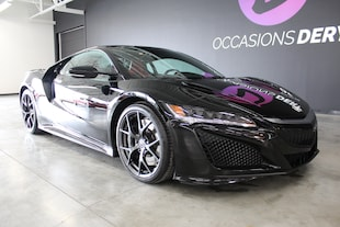 2018 Acura NSX CARBON PACKAGE CUIR ALCANTARA Coupe