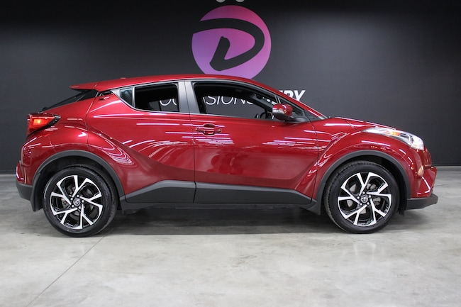 2018 Toyota C-HR XLE mags caméra de recul angle mort SUV