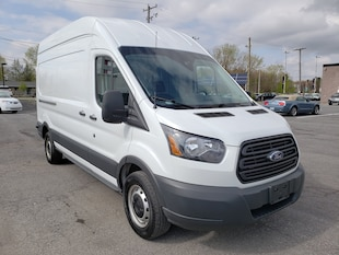 2018 Ford Transit T-250 cargo high top hitch 0$ cash Commercial
