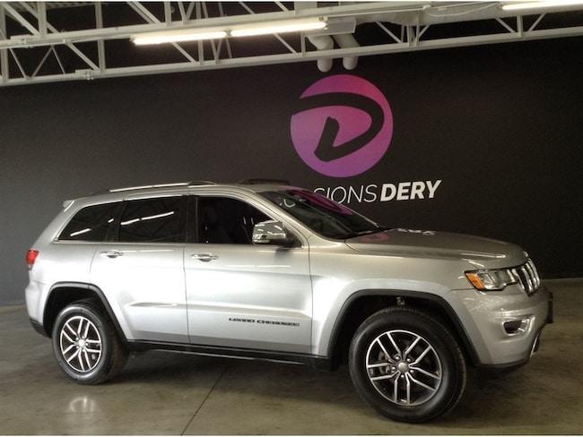 2017 Jeep Grand Cherokee liquidation!!!  Limited avec garantie. VUS