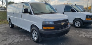 2018 Chevrolet Express 2500 ALLONGÉE EXTENDED Véhicule Commercial
