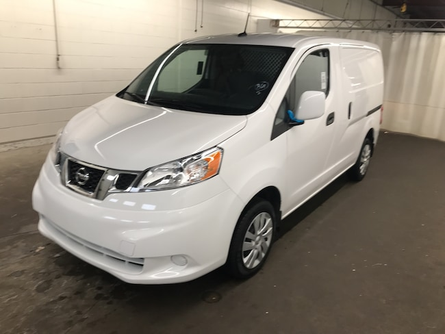 2018 Nissan NV200 SV NAVIGATION Véhicule Commercial