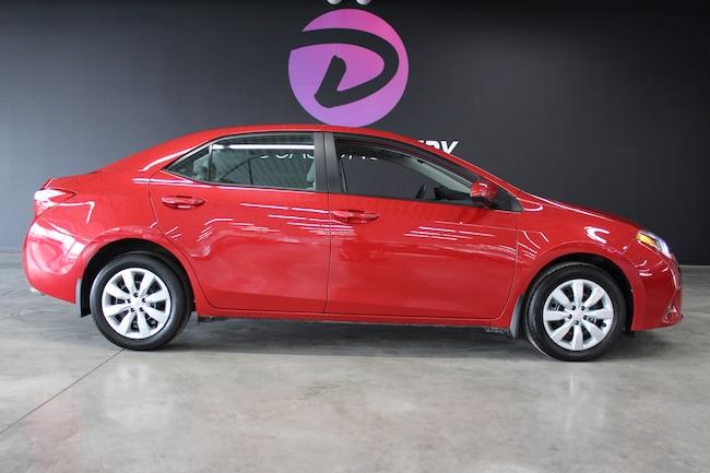 2016 Toyota Corolla LE tout équipé 1 prorio dossier entretiens ! Sedan