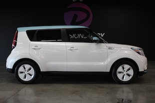 2016 Kia Soul EV Luxury avec navigation en excellente condition Hatchback