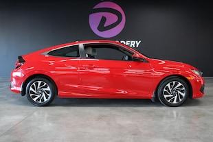 2017 Honda Civic LX A/C gr électrique caméra de recul Coupe