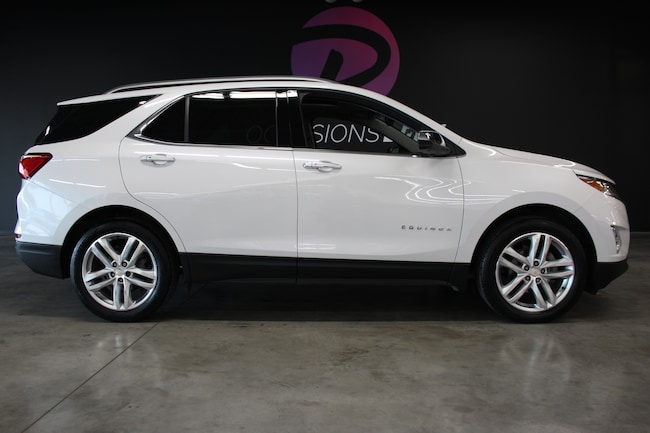 2018 Chevrolet Equinox Premier AWD cuir toit panoramique navigation SUV