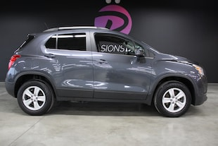 2013 Chevrolet Trax AWD A/C groupe électrique mags SUV