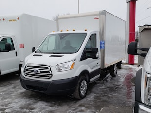 2018 Ford Transit DIESEL CUBE/CUTHAWAY 12 PIEDS Véhicule Commercial