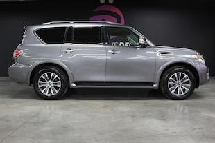 2018 Nissan Armada SL toit ouvrant mags angle mort SUV