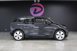 2015 BMW i3 400 volts MEGA Rex range extender ! Hatchback