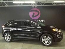 2016 Ford Edge Titanium AWD navigation cuir siège électrique ! VUS