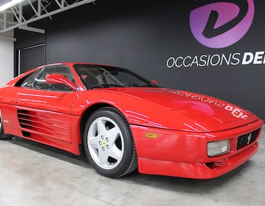 1991 Ferrari 348TB CANADIENNE 28000KM Coupe