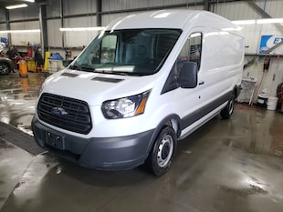 2018 Ford Transit-250 MEDIUM ROOF TOIT MOYEN ENS REMORQUAGE Véhicule Commercial