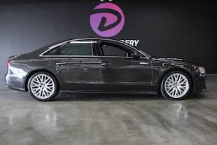 2016 Audi A8 4.0T, B&O sound, low KM. warranty Sedan