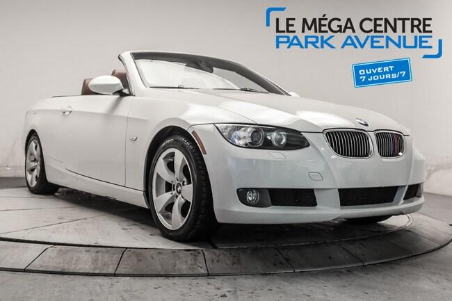 2009 BMW 3 Series 328i *reserve* Cabriolet / Roadster