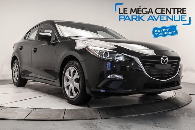 2016 Mazda Mazda3 GX - GROUPE ELECTRIQUE **50000KM Berline