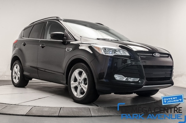 2015 Ford Escape SE 4x4 CAMERA, BLUETOOTH, BANCS CHAUFFANTS VUS