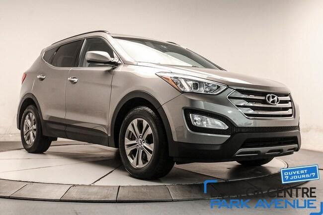 2014 Hyundai Santa Fe Sport 2.4 Premium - AWD BLUETOOTH BANCS CHAUFFANTS VUS
