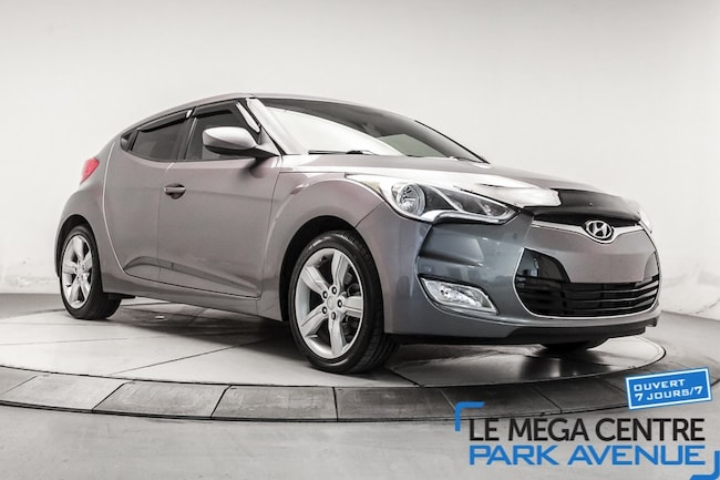 2015 Hyundai Veloster BLUETOOTH CAMERA BANCS CHAUFFANTS À hayon