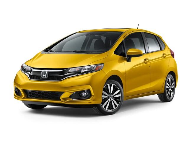 New 2019 Honda Fit EX Hatchback 3HGGK5H82KM714651 for sale near Orange County (OC) CA