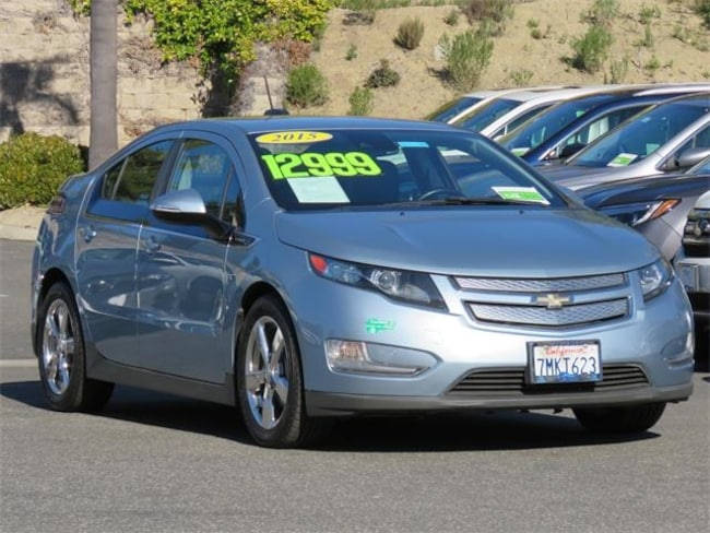 Used 2015 Chevrolet Volt For Sale Dunlap Near Dayton Pikeville
