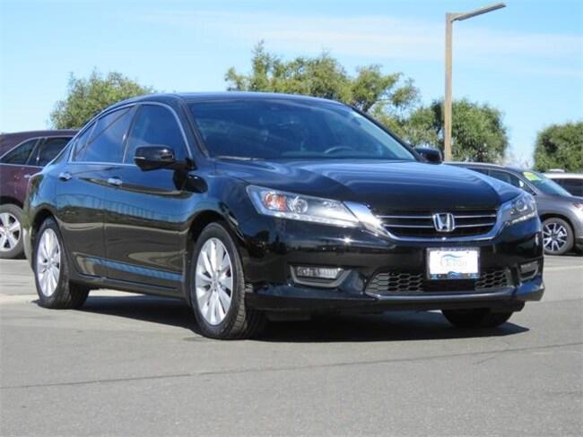 Certified Pre-Owned 2015 Honda Accord EX-L V-6 Sedan 1HGCR3F80FA037202 for sale near Orange County (OC) CA