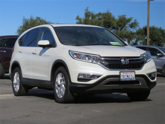 Certified Pre-Owned 2016 Honda CR-V EX FWD SUV 5J6RM3H57GL009293 for sale near Orange County (OC) CA