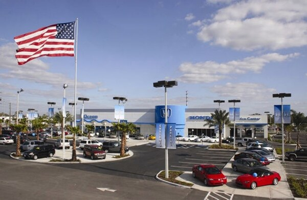 Ocean honda new honda dealership in port richey fl 34668 for Ocean honda service