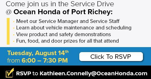 Ocean Honda   New Honda dealership in Port Richey, FL 34668