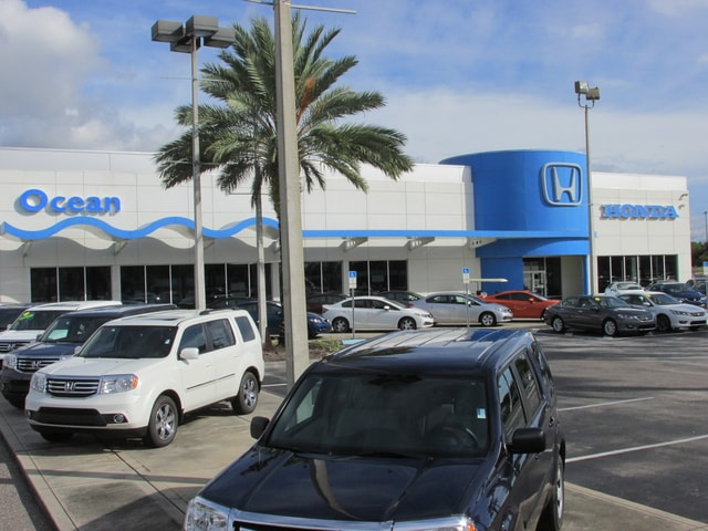 Proud Honda dealer serving Tampa FL