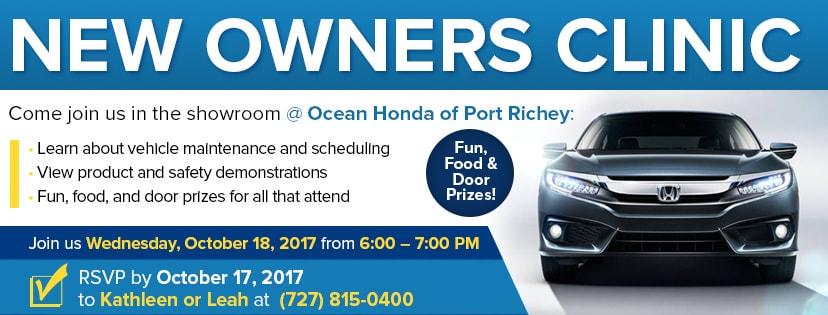 Ocean Honda | New Honda dealership in Port Richey, FL 34668