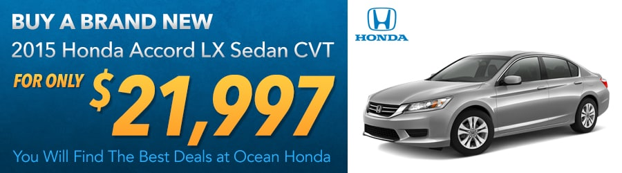 New Honda Accord Dealer near Oxnard CA