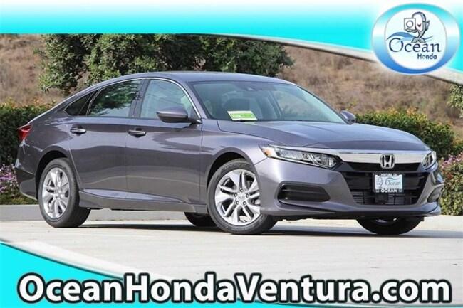 New 2019 Honda Accord LX Sedan 1HGCV1F17KA006672 for sale near Oxnard CA