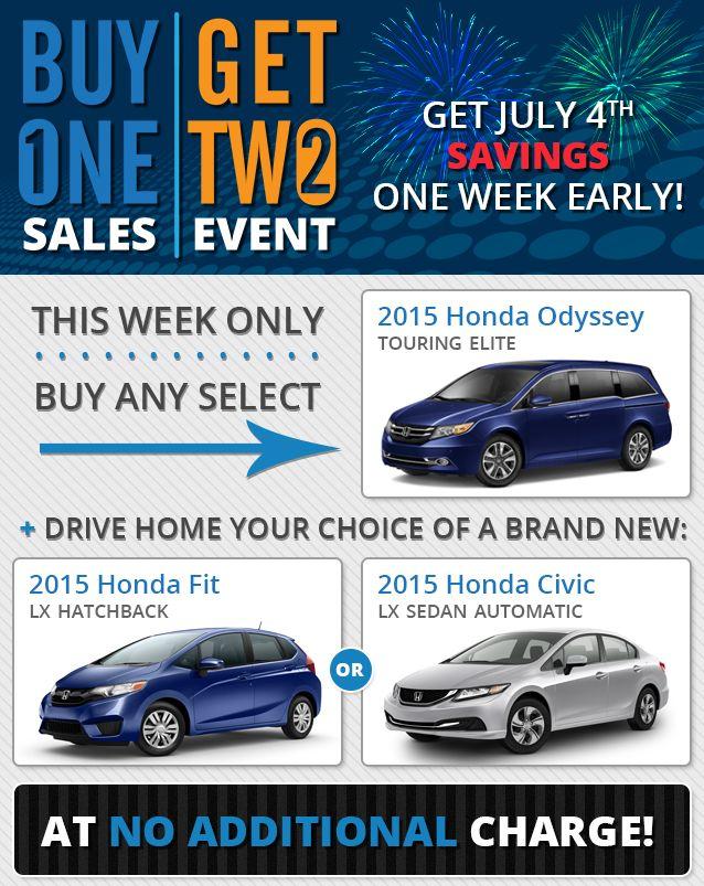 Honda Sale near Nashville TN