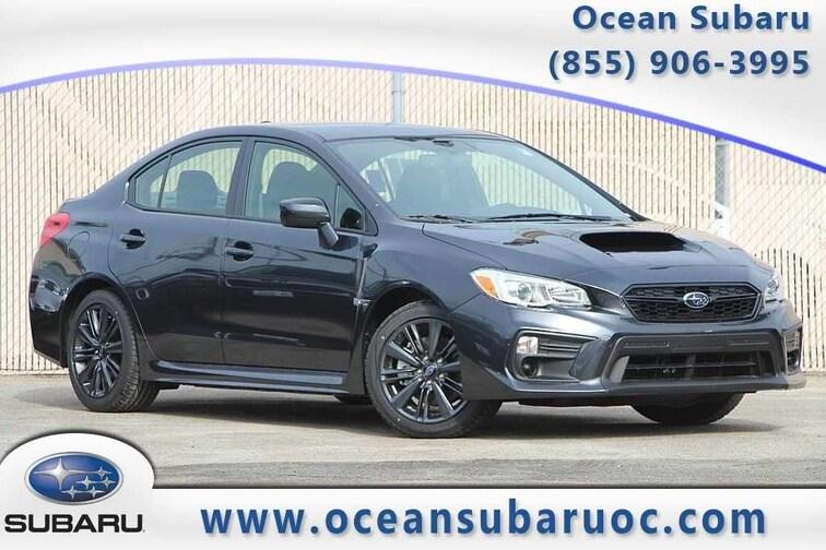 2019 Subaru WRX Sedan JF1VA1A68K9815871