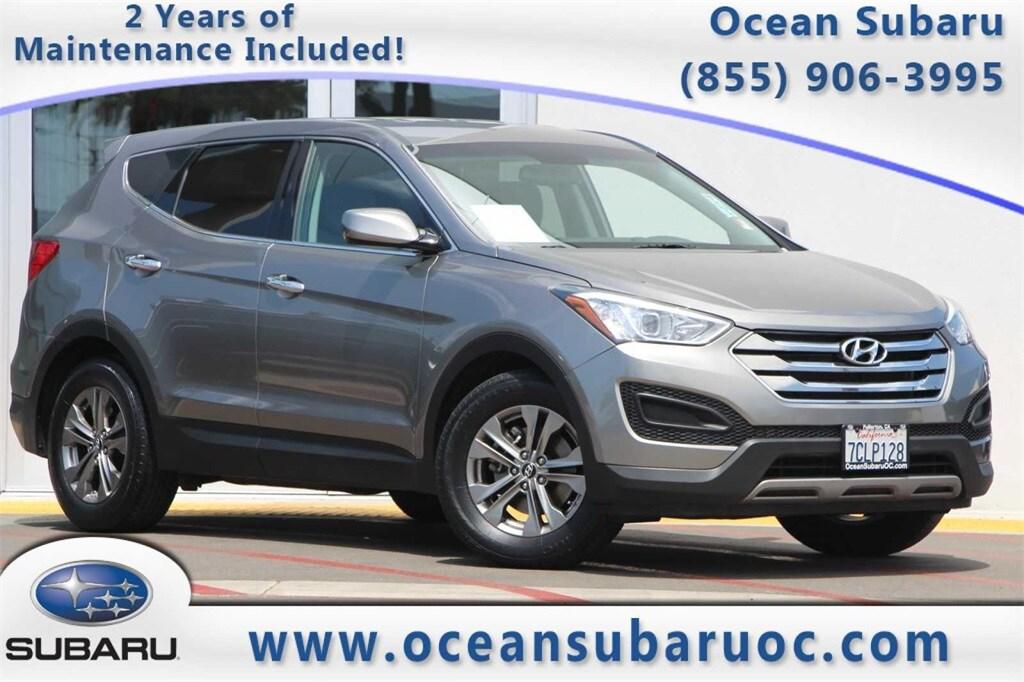 Subaru Santa Fe >> Used 2013 Hyundai Santa Fe For Sale At Ocean Subaru Of Fullerton