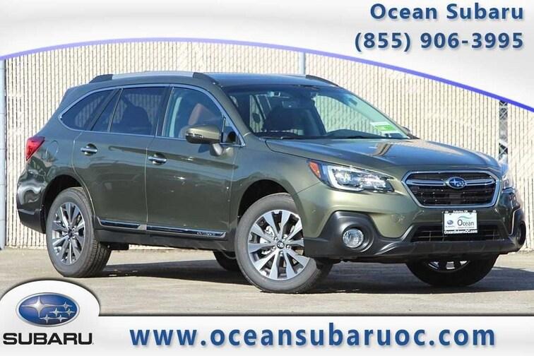 2019 Subaru Outback 2.5i Touring SUV 4S4BSATC6K3254775