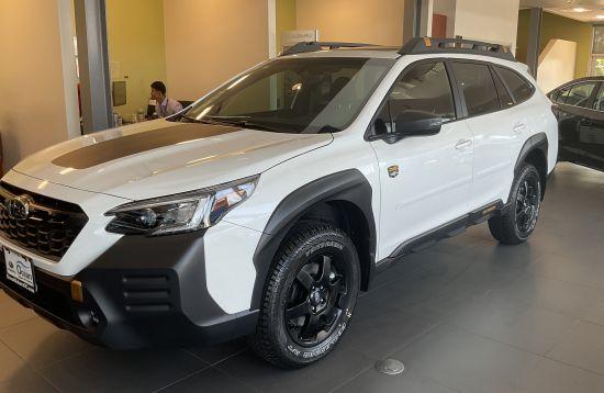 2022 Subaru Outback Wilderness SUV