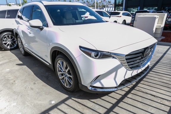 New 2019 Mazda Mazda CX 9 GT SUV In Orange County