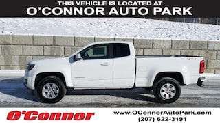 2019 Chevrolet Colorado WT Truck Extended Cab For Sale in Augusta, ME