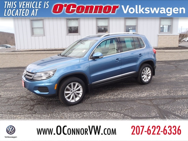 Used 2017 Volkswagen Tiguan For Sale at O'Connor Volkswagen | VIN