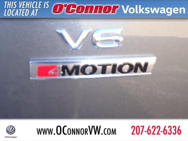New 2019 Volkswagen Atlas For Sale at O'Connor Auto Park