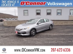 2017 Honda Accord LX Sedan For Sale in Augusta, ME