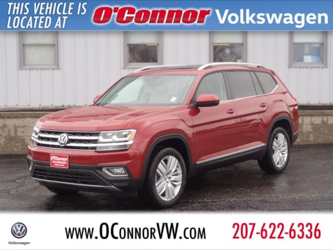 New 2019 Volkswagen Atlas For Sale at O'Connor Volkswagen