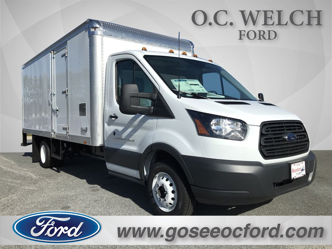 2018 Ford Transit-350 Cab Chassis Base Cab/Chassis