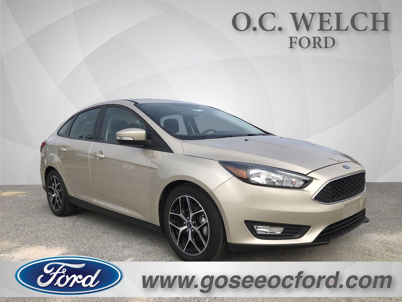 Used 2018 Ford Focus SEL Sedan for sale in Hardeeville, SC