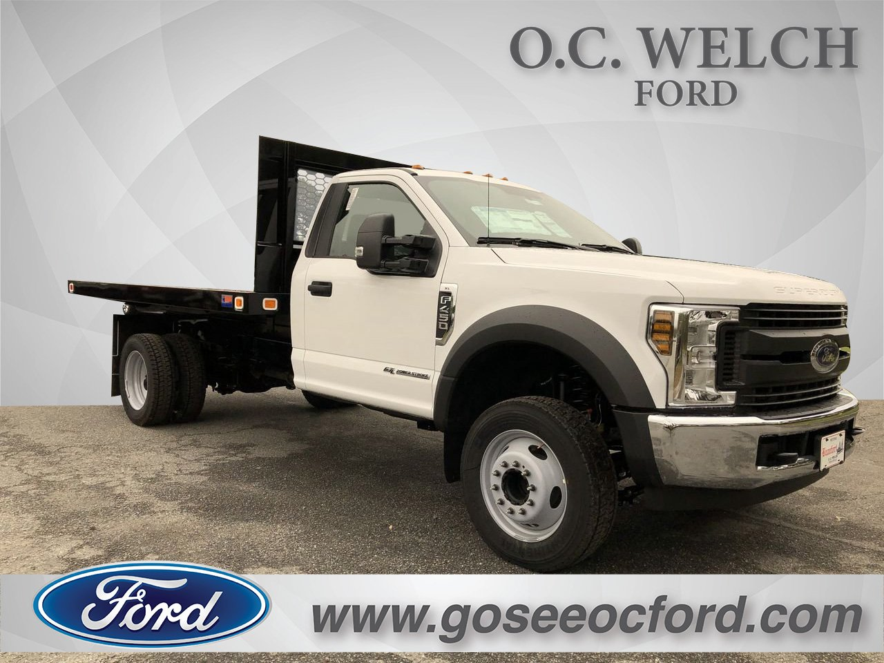 2019 Ford F-450 Chassis Cab/Chassis