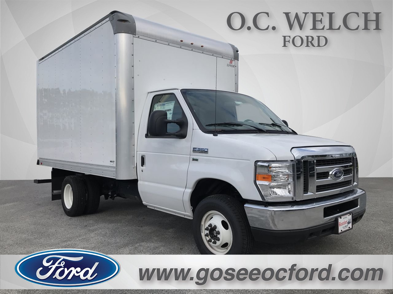 2018 Ford E-350 Cutaway Cab/Chassis